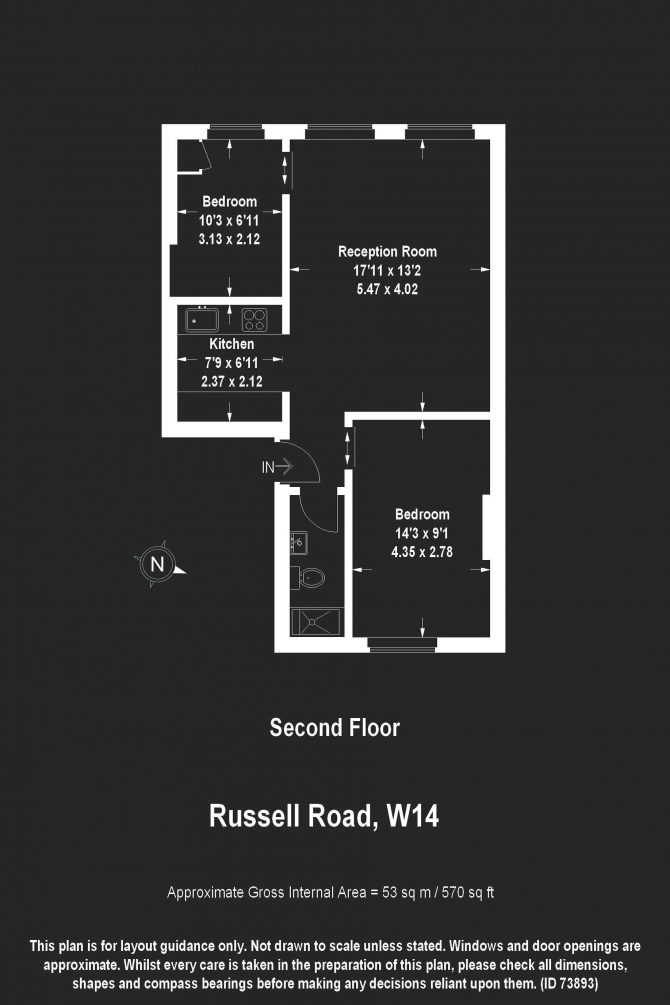 Russell Road_39_Flat 3_floor plan_LOW